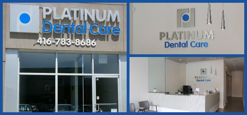 photos of dental office in lawrence plaza